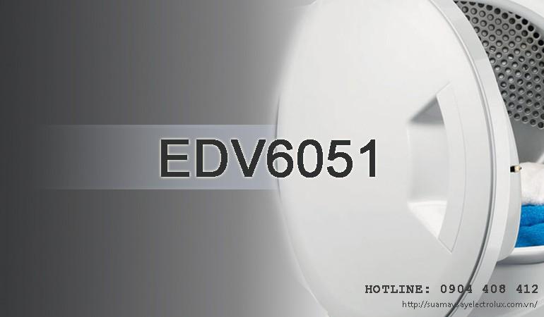 Sửa máy sấy Electrolux EDV6051