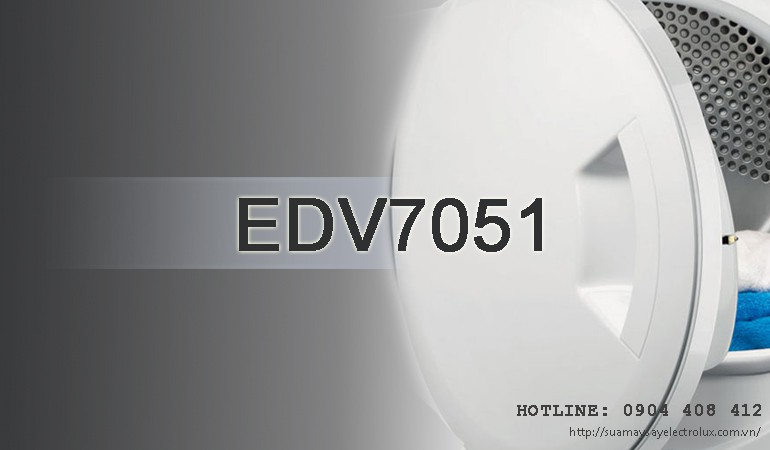 Sửa máy sấy Electrolux EDV7051