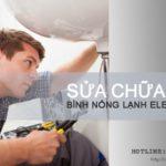 Sửa bình nóng lạnh Electrolux tại Hà Nội cho 500+ khách hàng