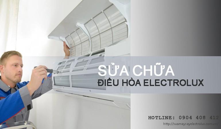 Sửa điều hòa Electrolux tại Hà Nội
