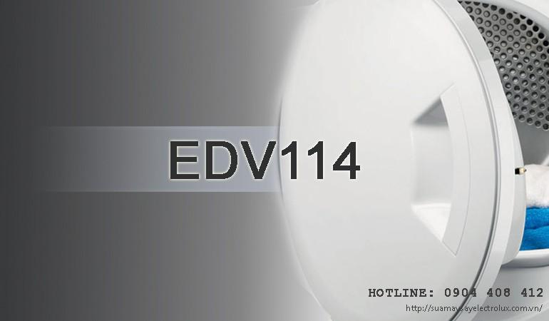 Sửa máy sấy Electrolux EDV114
