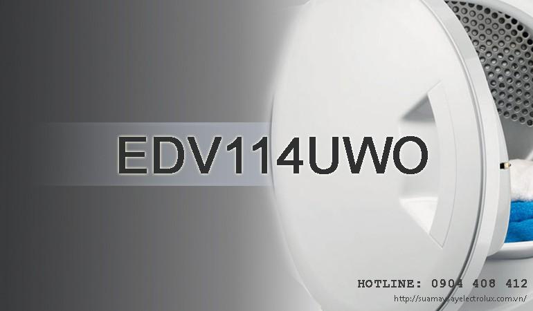 Sửa máy sấy Electrolux EDV114UWO