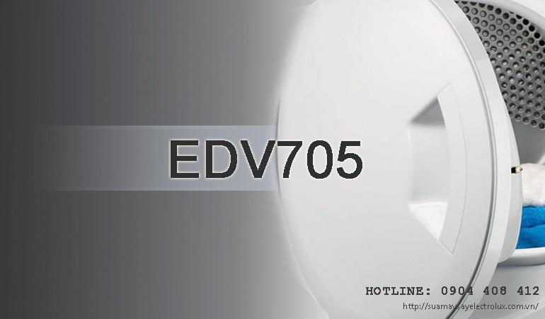 Sửa máy sấy Electrolux EDV705