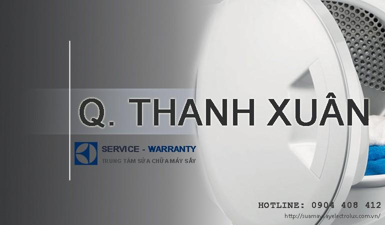 Sửa máy sấy Electrolux tại Thanh Xuân