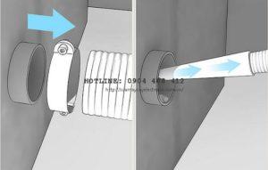 Hướng dẫn vệ sinh máy sấy Electrolux
