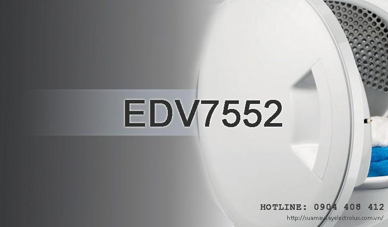 Sửa máy sấy Electrolux EDV7552
