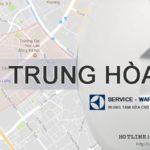 Sửa máy sấy Electrolux tại Trung Hòa | Thợ giỏi số 1 khu vực Hà Nội