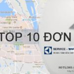 TOP #10 đơn vị sửa máy sấy quần áo uy tín nhất tại Hà Nội