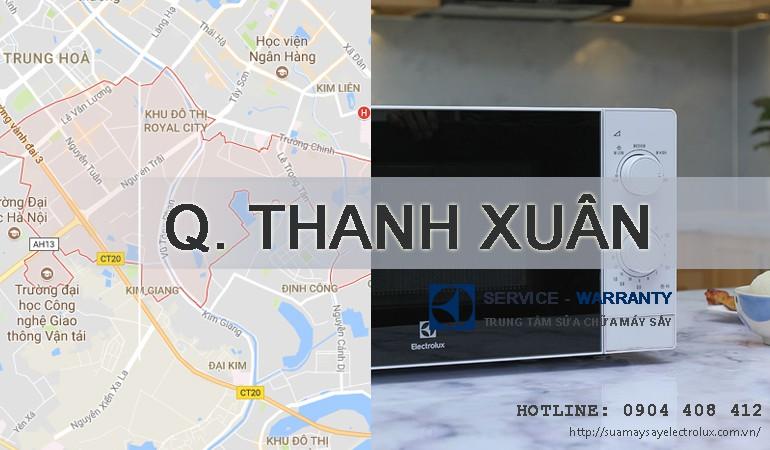 Sửa lò vi sóng tại Thanh Xuân